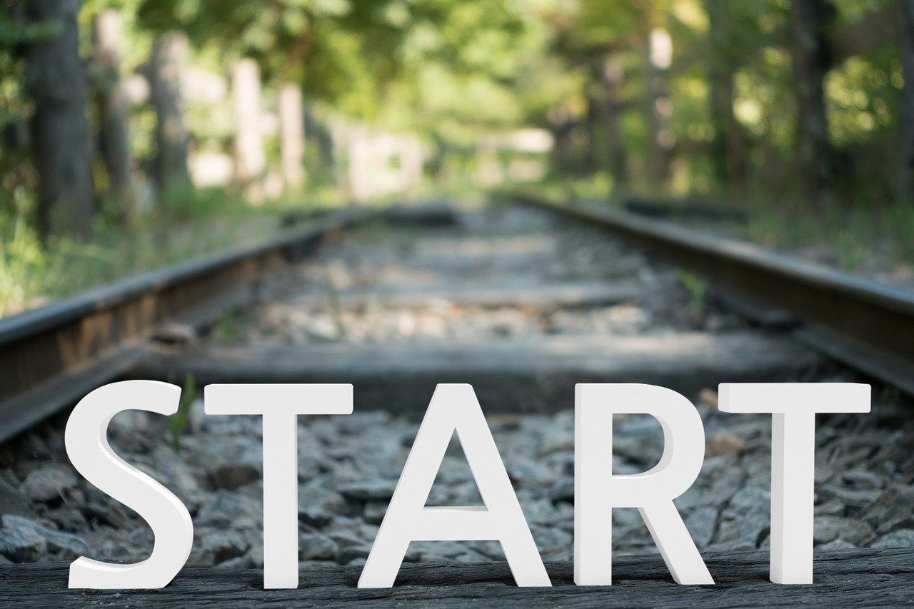 It's never too late to start again